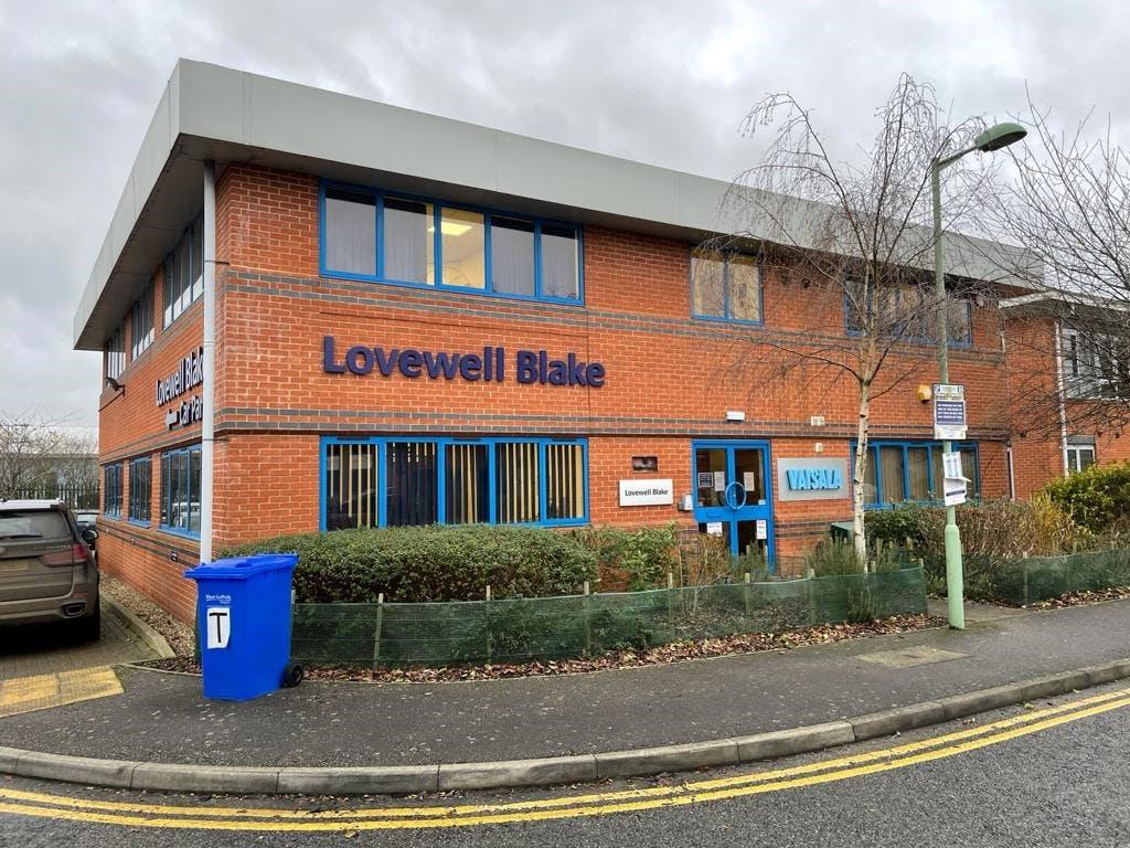 Lovewell Blake accountants Bury St Edmunds Offices, Suffolk